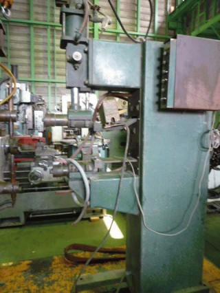 OTHERS, EQUIPMENTS & TOOLS:CHUO V-1-20 SPOT WELDER/FUTAJIMA MACHINERY SPOT WELDER EXPORT JAPAN