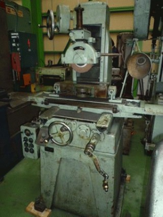 MACHINE TOOLS:NICCO 550B FORMING GRINDER/FUTAJIMA MACHINERY FORMING GRINDER EXPORT JAPAN