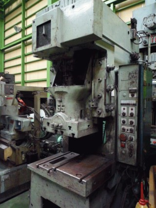 PRESS MACHINES:NAGAO NCP-55  C-PRESS/FUTAJIMA MACHINERY C-PRESS EXPORT JAPAN